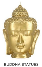 golden buddha (head)