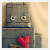 i [heart] Robot