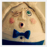 Mr. Humpty Dumpty Custom Order Pinata