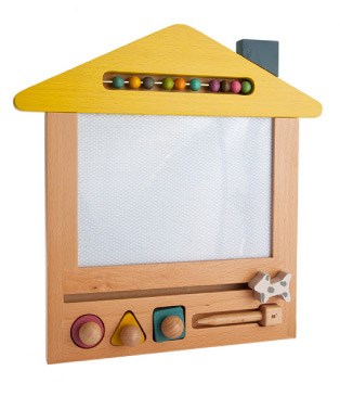 Japanese House Shaped Magnetic Drawing Board