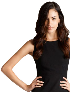 Black 8P Calvin Klein Shift Dress In Black; from Loehmann's