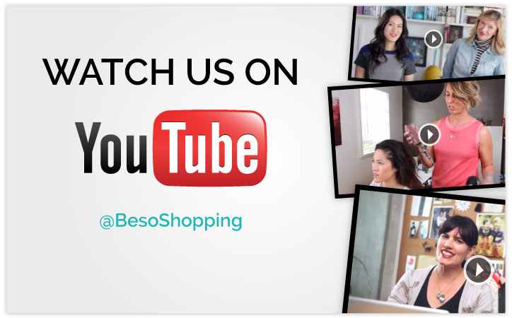 Check out our Beso.com videos on YouTube!